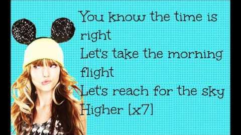 Bella Thorne-Blow The System-Lyrics (FULL SONG)