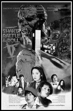 Shake Rattle Roll V poster
