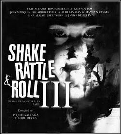 Shake Rattle & Roll 3-91- b&w-sf