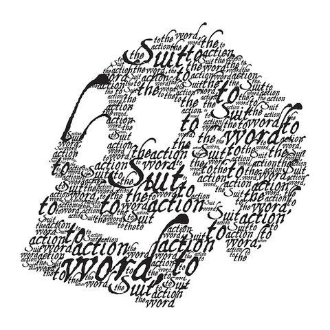 File:Skull and Words.jpg