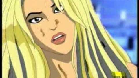 Shakira objection tango