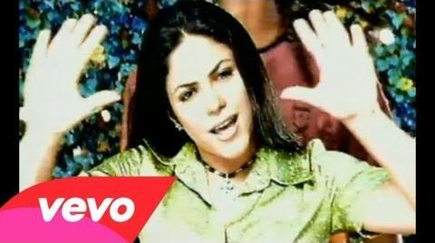 Shakira - Un Poco De Amor