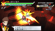 ZHP Shana fighting