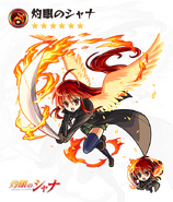Monster Strike Shana 6 star