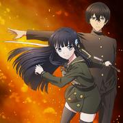 SMB Shakugan no Shana Tatsuya and Miyuki ver