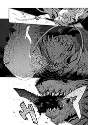 ES Manga Ch 25 Illuyanka Bakushoheki