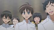 Laugh Mr Okada necktie