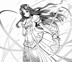 ES Manga Ch 29 Mathilde dress