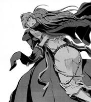 ES Manga Ch 11 Mathilde hug Wilhelmina
