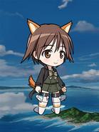 KnR Misaki uniform