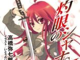 Shakugan no Shana Light Novel Volume SIII