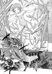 ES Manga Ch 35 Leanan-sidhe destroy Nachtigall