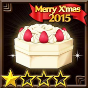 FB Christmas Cake