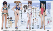 Ep 9 swimsuits Anime Subete 66