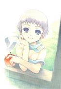 ES Manga Vol 03 Color illustration