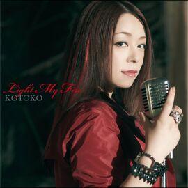 Kotoko cover