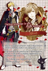 Alfred character description (1)