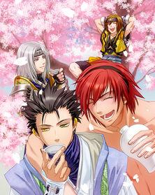 Destiny Ninja - Cherry Blossom
