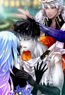 Pale Ghost (Nick) Main Story CG 8