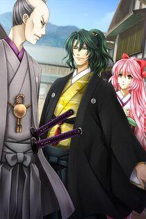 Kinshiro Toyama - Main Story (2)