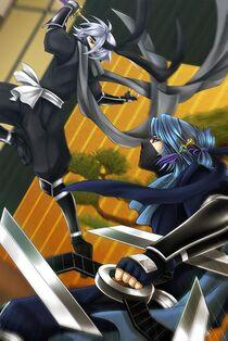 Aoi - Ninja Playing Ninja?! Act 2