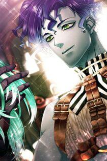 J.J. Main Story CG 6