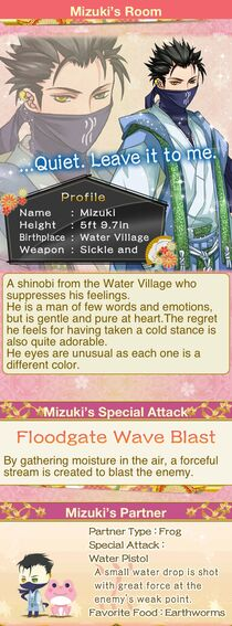 Mizuki character description (1)
