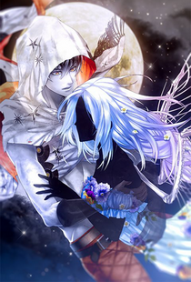 Pale Ghost (Nick) Main Story CG 1