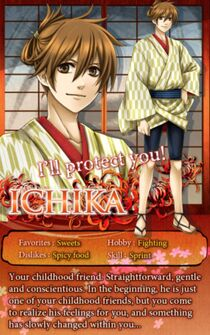Ichika character description (1)