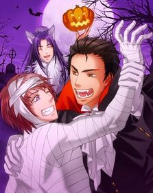 Destiny Ninja - Halloween