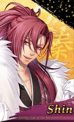 Shin - Character