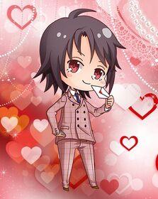 Sohma - Valentine's Day Chibi