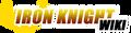 Iron Kinght Wiki Wordmark.png