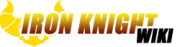 Iron Kinght Wiki Wordmark