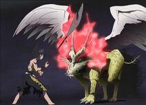 Pyron Dragon King