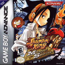 Shaman King - Master of Spirits