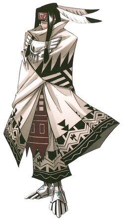 Silva Patch Cloak