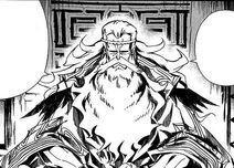 Ainu Elder
