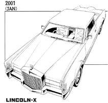 Lincoln-X