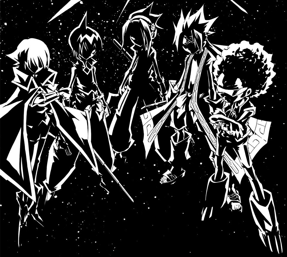 Shaman King Vs Shaman King Kanzenban: Five Elemental Warriors