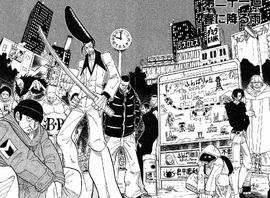 Ryu's Gang