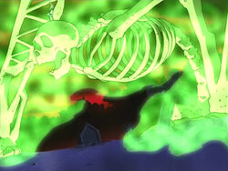 20 Ton Skeleton