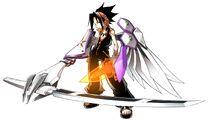O.S. Spirit of Sword White Swan