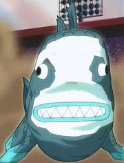 Midnight Sea fish spirit