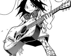 Mikihisa Guitar
