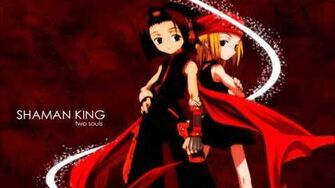 Shaman king over soul full