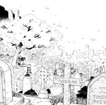Кладбище Тёкогама