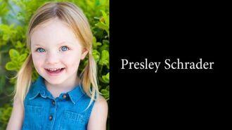 Presley Schrader - Demo Reel