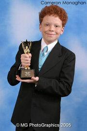 Cameron monaghan young artist award MITMVC