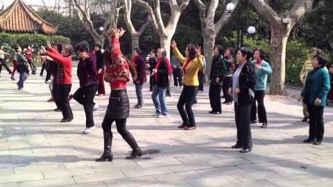 Gangnam Style, Shanghai Style